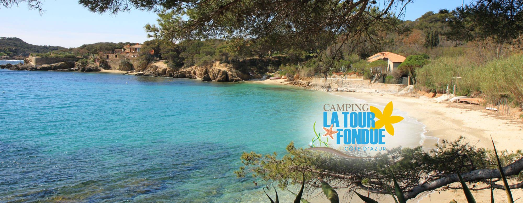 Découvrez La Tour Fondue, notre camping de charme situé en bord de mer à l'extrême sud de la Presqu'île de Giens. Au calme et ouvert sur la mer. Proche de l'île de Porquerolles, à Hyères, dans le Var.